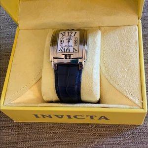 Invicta Navy Blue Watch
